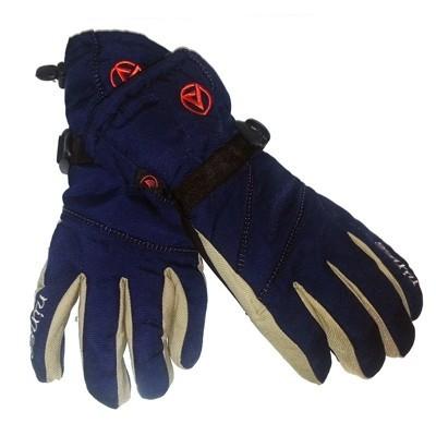 ODP 0112 Nines Waterproof Gloves blue brown
