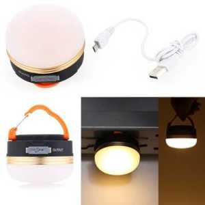 ODP 0179 Camping Lights Rechargeable Glare