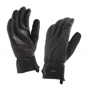 Sealskinz All Season Gloves L black charcoal