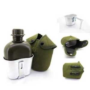 Freelife ODP 0259 Army Water Bottle