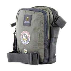 National Geographic Explorer Shoulder Bag khaki