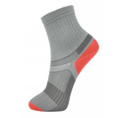 Lin Socks Professional Outdoor Sports Socks S black orange