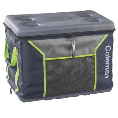 Coleman Cooler Soft 75 Can Eva Molded navy