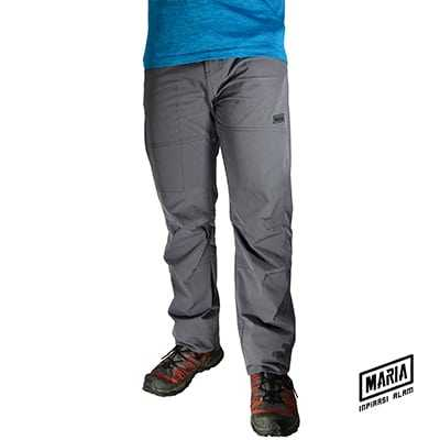 Maria ODP 0336 Irau Trail Pants 30 gray