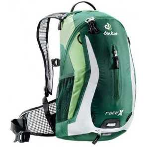 Deuter Race X forest-avocado