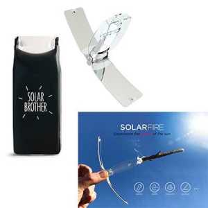 Solar Brother Suncase black