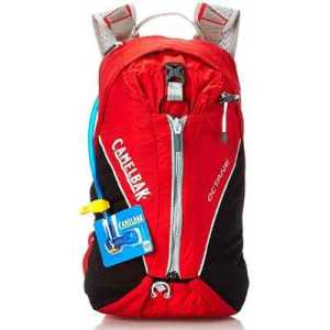 Camelbak Octane 18X 100 oz engine red silver intl