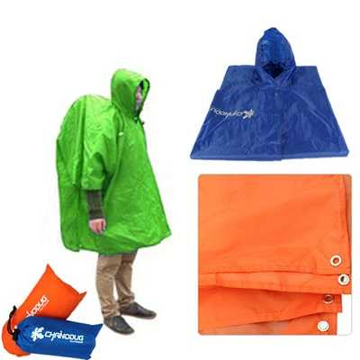 Chanodug ODP 0484 3-in-1 Poncho green