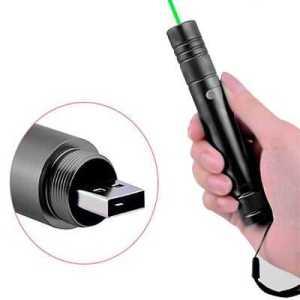 USB Green Laser Pointer