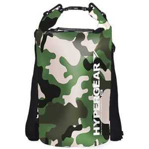 Hypergear Adventure Dry Bag 20L camou green delta
