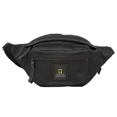 National Geographic Explorer Waist Bag black