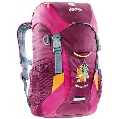 Deuter Waldfuchs blackberry-magenta
