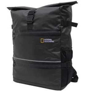 National Geographic Waterproof Backpack L black