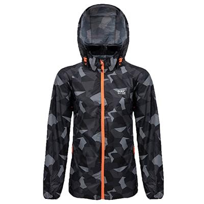 Mac In A Sac Edition Jacket XL black camo