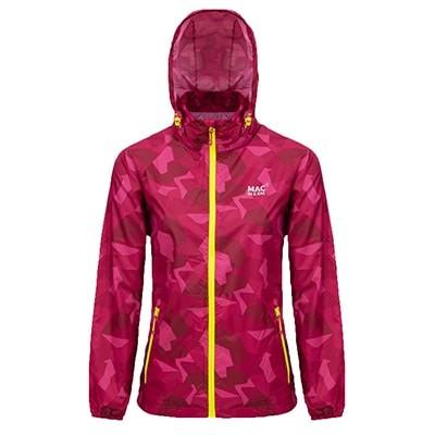 Mac In A Sac Edition Jacket XXS pink camo