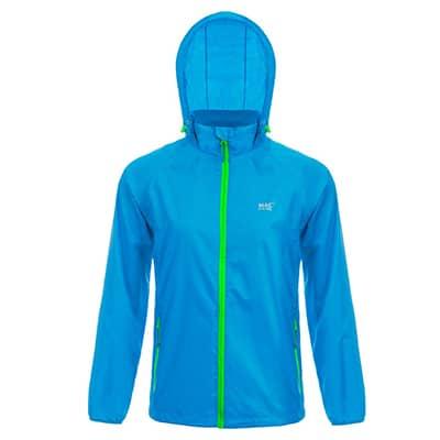 Mac In A Sac III Neon Adult Jacket XXL blue