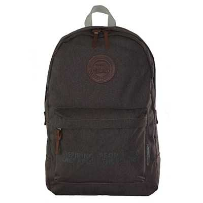 National Geographic Society Backpack brown