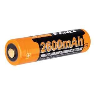 Fenix ARB-L18-2600 Rechargeable 18650 Li-ion Battery