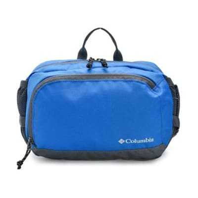 Columbia Beacon Lumbar Bag super blue graphite