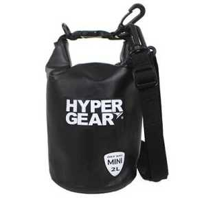 Hypergear Dry Bag Mini 2L black