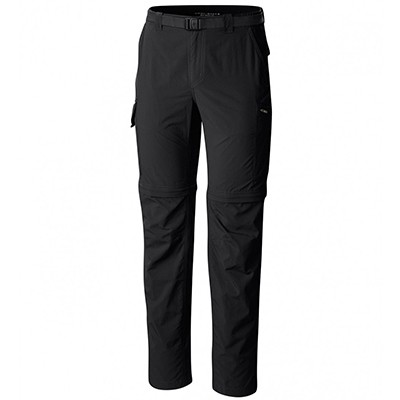 Columbia Silver Ridge Convertible Pant 34 black
