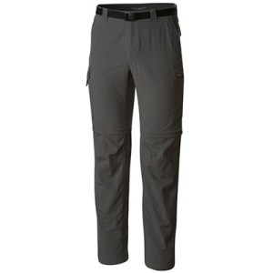 Columbia Silver Ridge Convertible Pant 36 grill