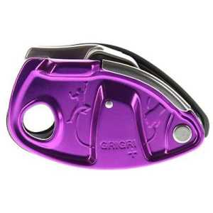Petzl Grigri + (2017) purple