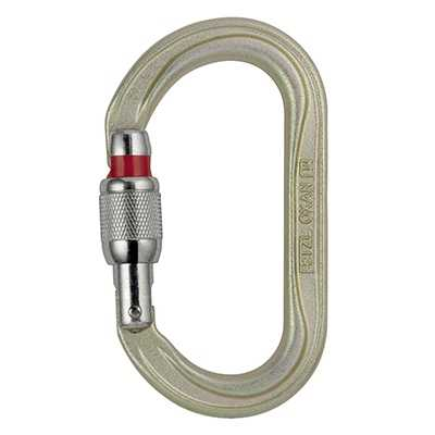 Petzl Oxan Screw-Lock Carabiner (2017)