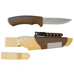 Morakniv 13033 Bushcraft Survival Stainless Steel desert