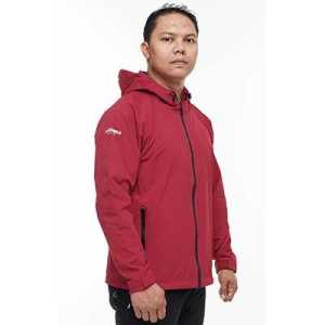 Tera Gears ODP 0549 Viagem Series Windbreaker M ruby red