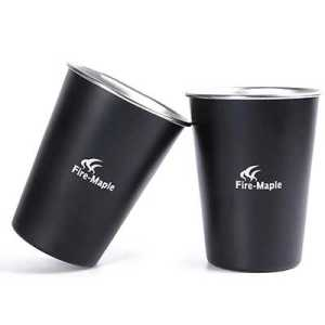Fire Maple Antarcti Stainless Steel Cup black