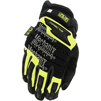Mechanix Wear M-Pact 2 Hi-Viz Gloves S yellow
