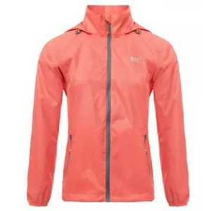 Mac In A Sac Origin Adult Jacket M coral