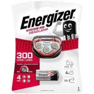 Energizer Vision HD Headlamp 300 Lumens