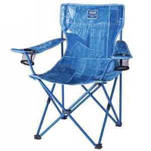 Coleman IL Resort Chair denim