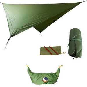 Ticket To The Moon Moontarp green