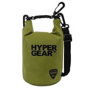 Hypergear Dry Bag Mini 2L army green