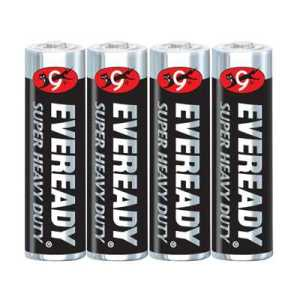 Eveready AA4 Battery Super Heavy Duty
