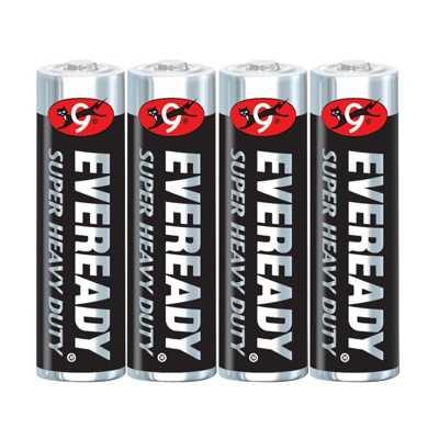 Eveready AA4 Battery Super Heavy Duty