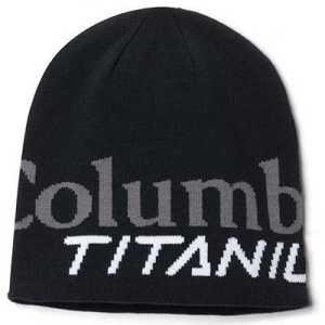 Columbia Titanium DWR Beanie black