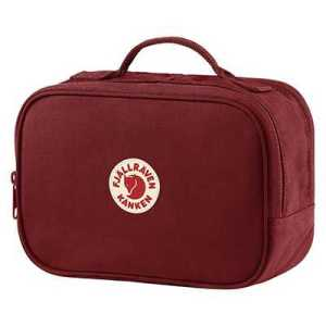 Fjallraven Kanken Toiletry Bag ox red