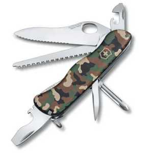 Victorinox 0.8463.MW94 Trailmaster One-Hand woodland camouflage