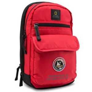 National Geographic Explorer Sling Bag red