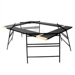 Camp Leader ODP 0610 Portable and Multiple Function BBQ Table
