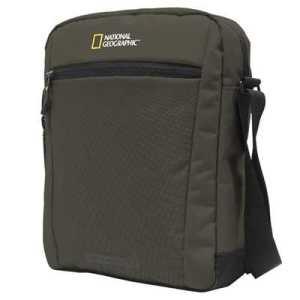 National Geographic Trail Shoulder Bag khaki