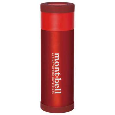 Montbell Alpine Thermo Bottle 0.75l red
