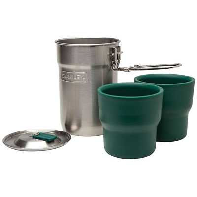 Stanley Adventure Two Cup Cookset 24oz stainless steel
