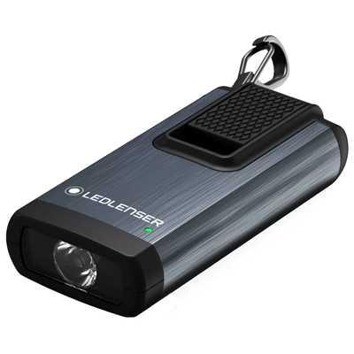 LED Lenser K6R grey