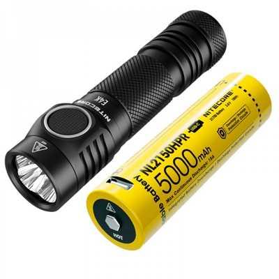 Nitecore E4K Flashlight