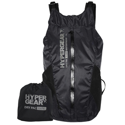 Hypergear Dry Pac Lite 15L black